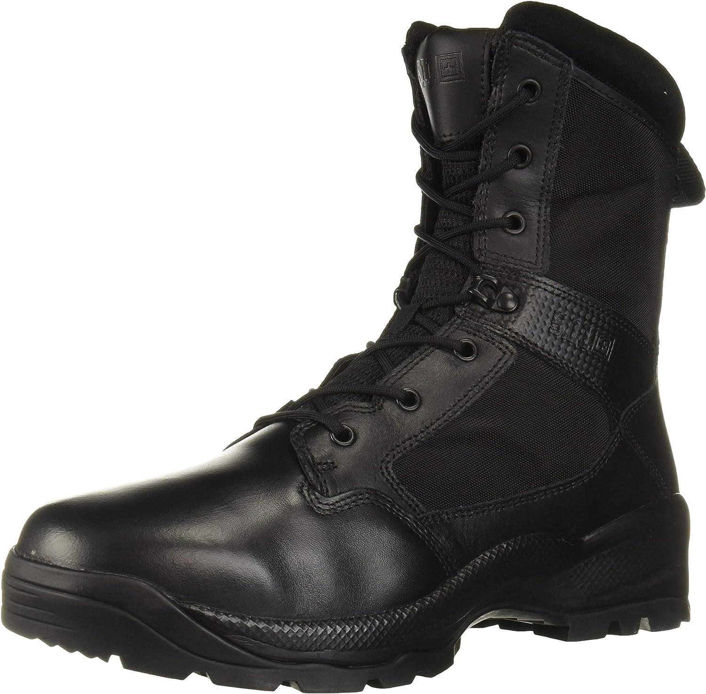 "5.11 mens Men's Atac 2.0 8"" Military Tactical Boot, Style 12391"