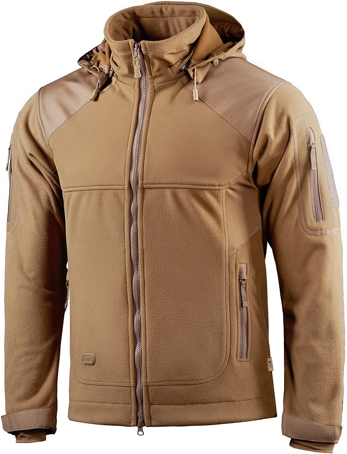 M-Tac Fleece Windblock Special Finally resale start price for a limited time Jacket Outdoor Warm Hooded Soft Shell