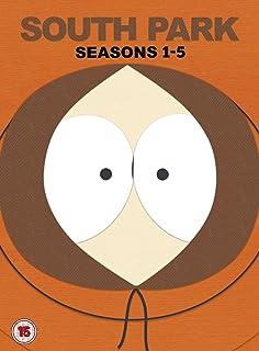South Park Seasons 15 (15 Dvd) [Edizione: Regno Unito] [Reino Unido]