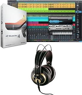 Presonus Studio One 4 Upgrade from Pro/Producer Version 1/2/3 to 4+AKG Headphone