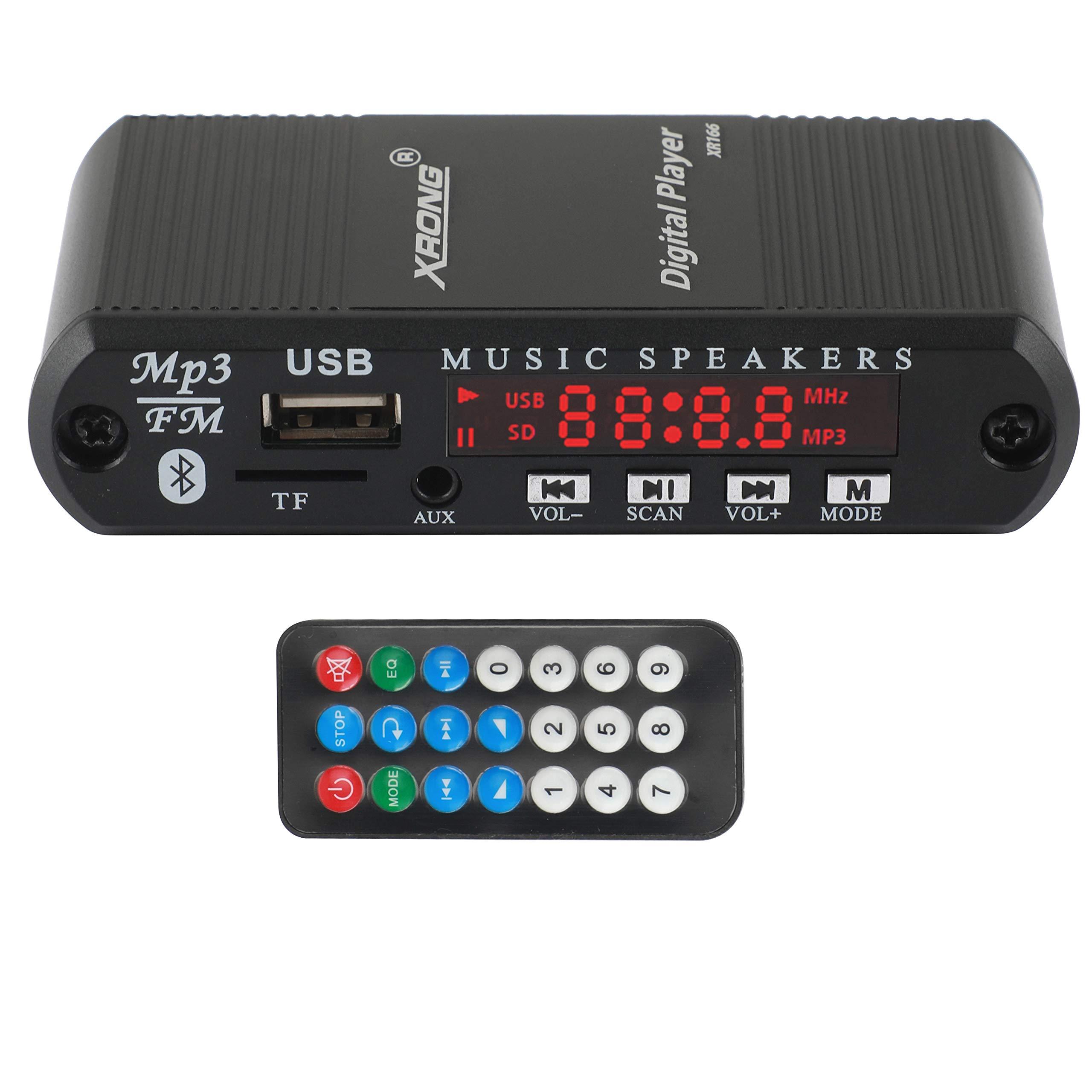 Bluetooth receiver Digital digital Playback