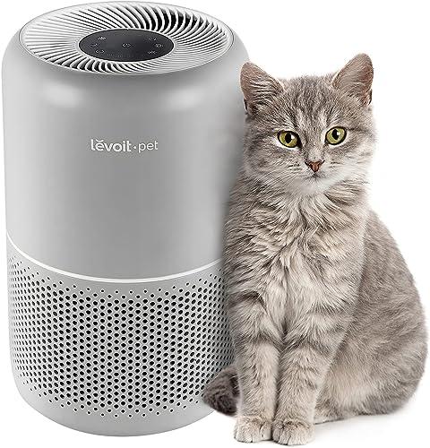 LEVOIT Purificateur d'air avec H13 HEPA Véritable Filtre, Air Purifier pour Maison Jusqu'à 40㎡,Ultra Silencieux 24dB,...