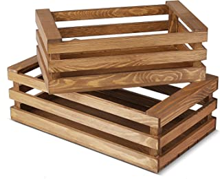 Best wooden crates wholesale Reviews