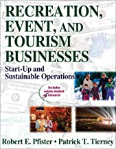 Recreation, Event, and Tourism Businesses: Start-Up and Sustainable Operations