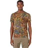 Etro - Floral Tapestry Print Crew Neck T-Shirt
