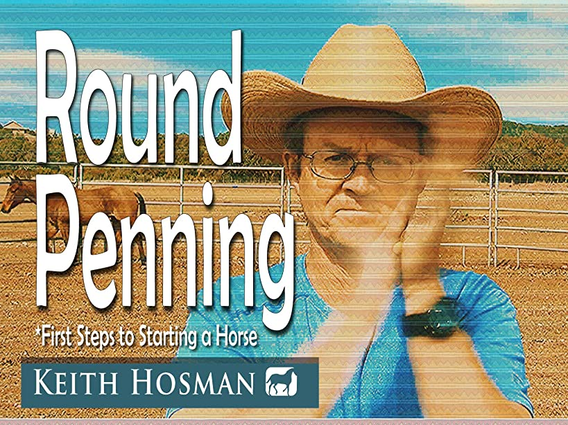 Round Penning: First Steps to Starting a Horse