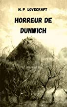 Horreur de Dunwich (French Edition)