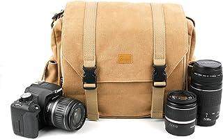 DURAGADGET Premium Quality Satchel-Style Messenger Bag in Black /& Orange for AZATOM Storm Powerful Bluetooth 4.0 Speaker