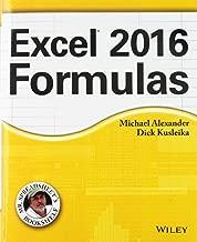 Best excel 2016 formulas Reviews