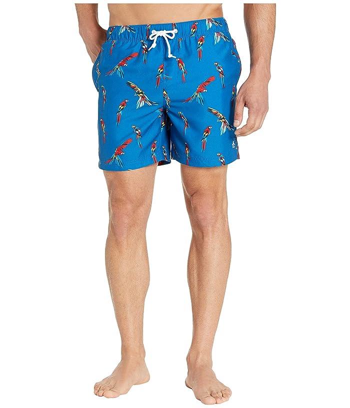 Original Penguin Mens Re-pete Elastic Volley Swim Short