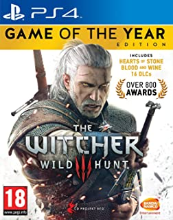 The Witcher 3: Wild Hunt - Game of the Year Edition (Free PS5 Upgrade)