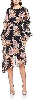 Cooper St Women's Chateau Long Sleeve Ruffle Dress