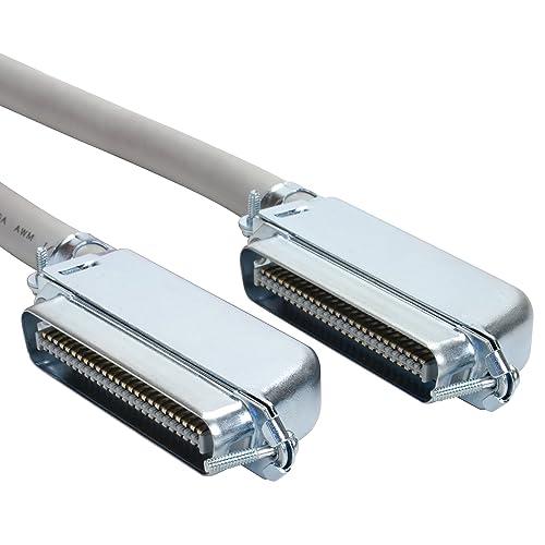 amazon com: amphenol mp-5t90mmunna-010 cat3 25-pair telco cable, 90 degree,  50-pin rj21, male, 10', gray: industrial & scientific