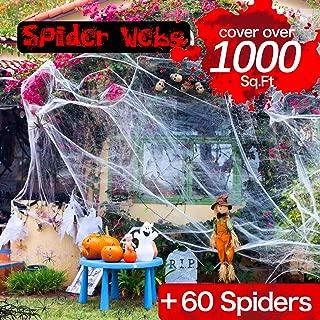 Best outdoor spider halloween decorations Reviews