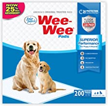 Four Paws Wee-Wee Puppy Pee Pads