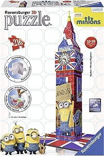 Ravensburger Big Ben Minions Jigsaw Puzzle (216 Piece)