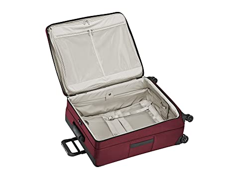 Outlet New Styles Cheap Choice Briggs & Riley Transcend VX Medium Expandable Spinner Merlot Red Geniue Stockist New Arrival Fashion Popular oNgag3d