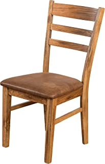 Amazon.com: Solid Oak - Chairs / Kitchen & Dining Room ...
