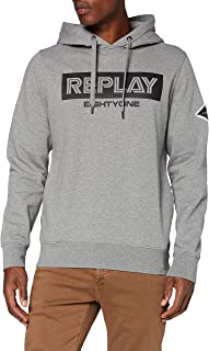 Replay Men's Hooded Sweatshirt