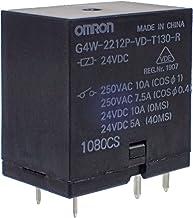 OMRON(オムロン) 汎用品 形G4W DC 24V パワーリレー G4W-2212P-VD-T130-R 24VDC
