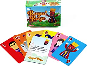 Royal Rage: The Fun Anger Management Card Game for Kids