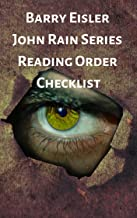 Barry Eisler John Rain Series Reading Order Checklist