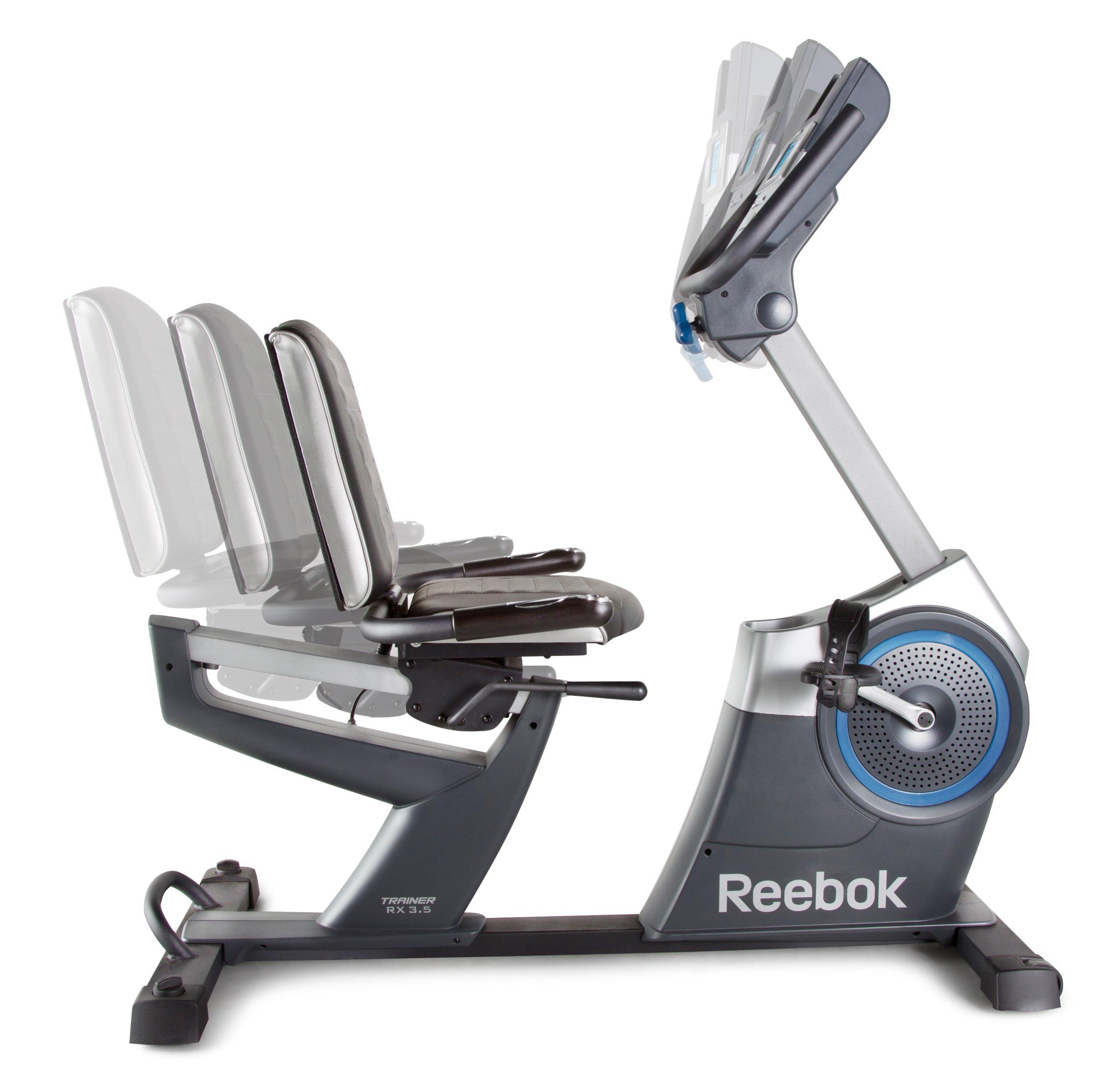 Reebok – Bicicleta estática entrenador RX 3,5: Amazon.es: Deportes y aire libre