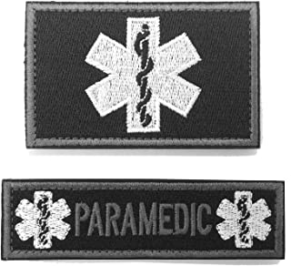 Entertainment Memorabilia Rock & Pop Original 3d Medic Red Cross Patch Reflective Emt Ir Patches Military Tactical Morale Patch Rubber Biker Fastener Pvc Glow In Dark Badges