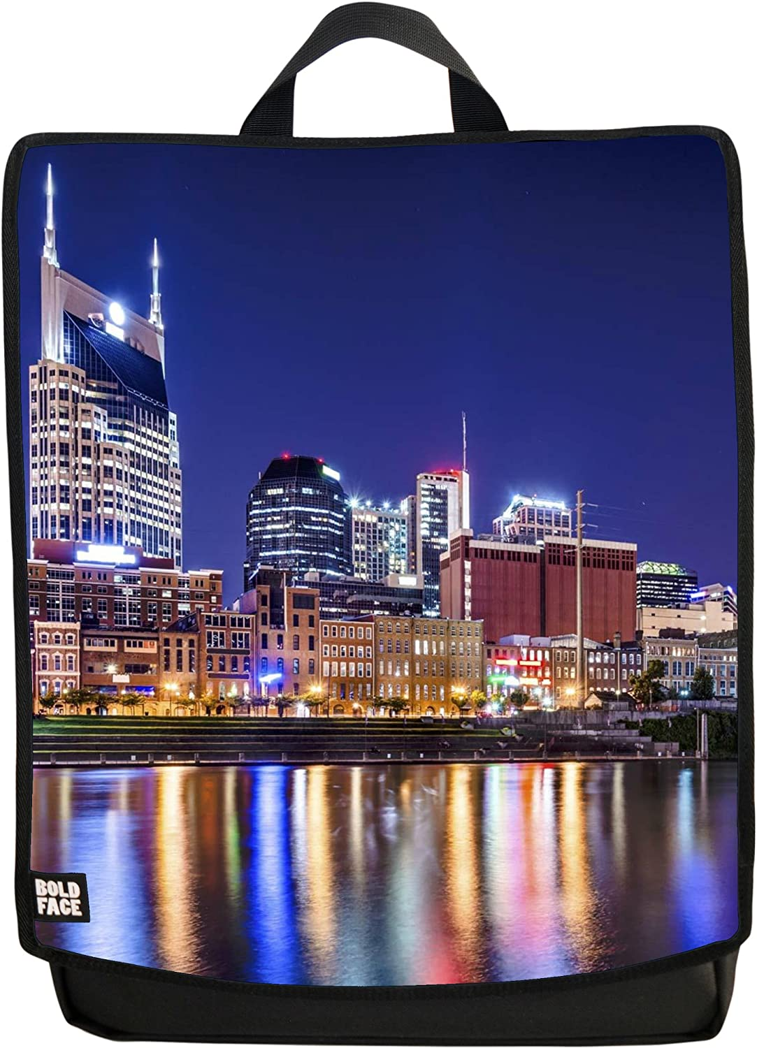 Nashville at Night Backpack by BOLDFACE