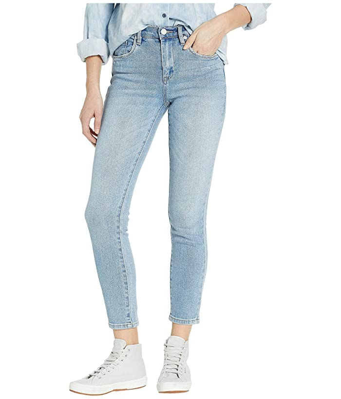 04d387fc3d8 Blank NYC The Rivington High-Rise Tapered Jeans in Ever After at ...