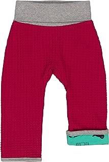 GOTS Zertiziziert aus Bio Baumwolle Pantaloni Bambina proud Wendehose loud