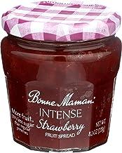 Bonne Maman, Fruit Spread Intense Strawberry, 8.2 Ounce