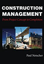 Sponsored Ad - Construction Management: From Project Concept to Completion