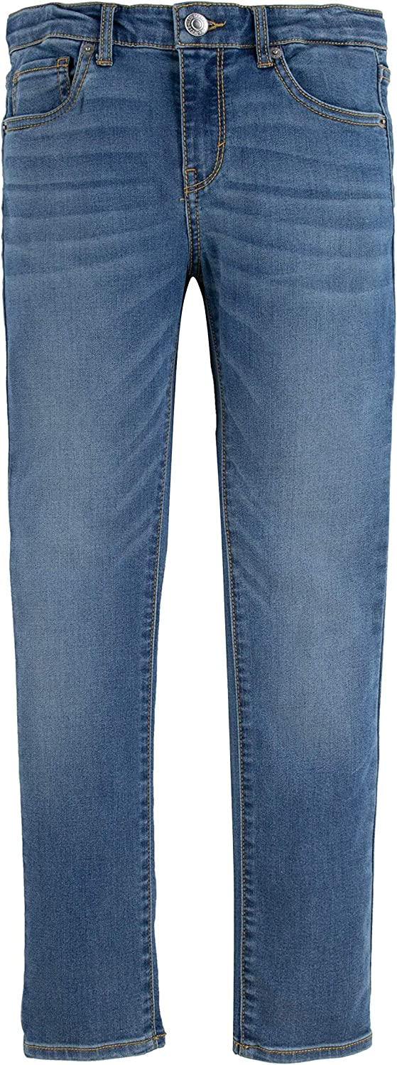 Levi's Girls' 711 Fit Jeans Skinny New York Mall Fashion