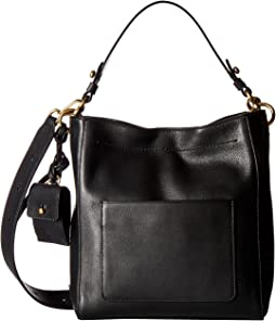 Zoe Small Bucket Crossbody