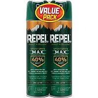 Deals on Repel Insect Repellent Sportsmen Max Formula Aerosol 2/6.5-Oz