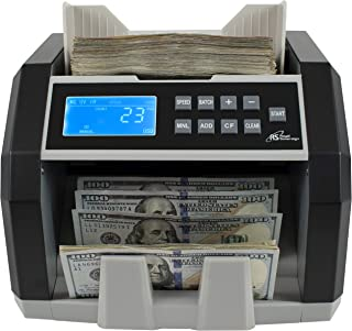 Royal Sovereign High Speed Bill Counter with UV, MG, IR Counterfeit Bill Detector & Front Loader (RBC-ED200)