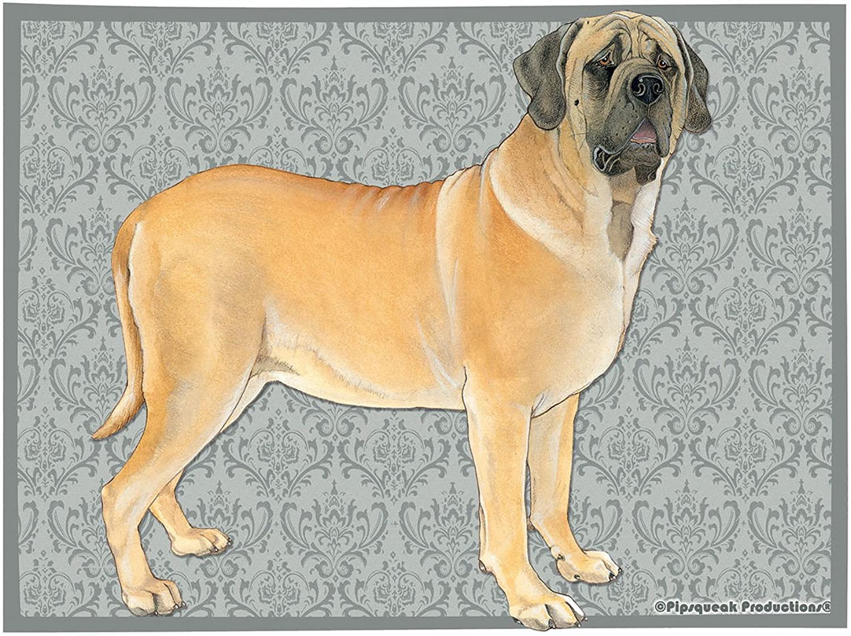 Best of Breed Mastiff Dog Breed Fleece Blanket