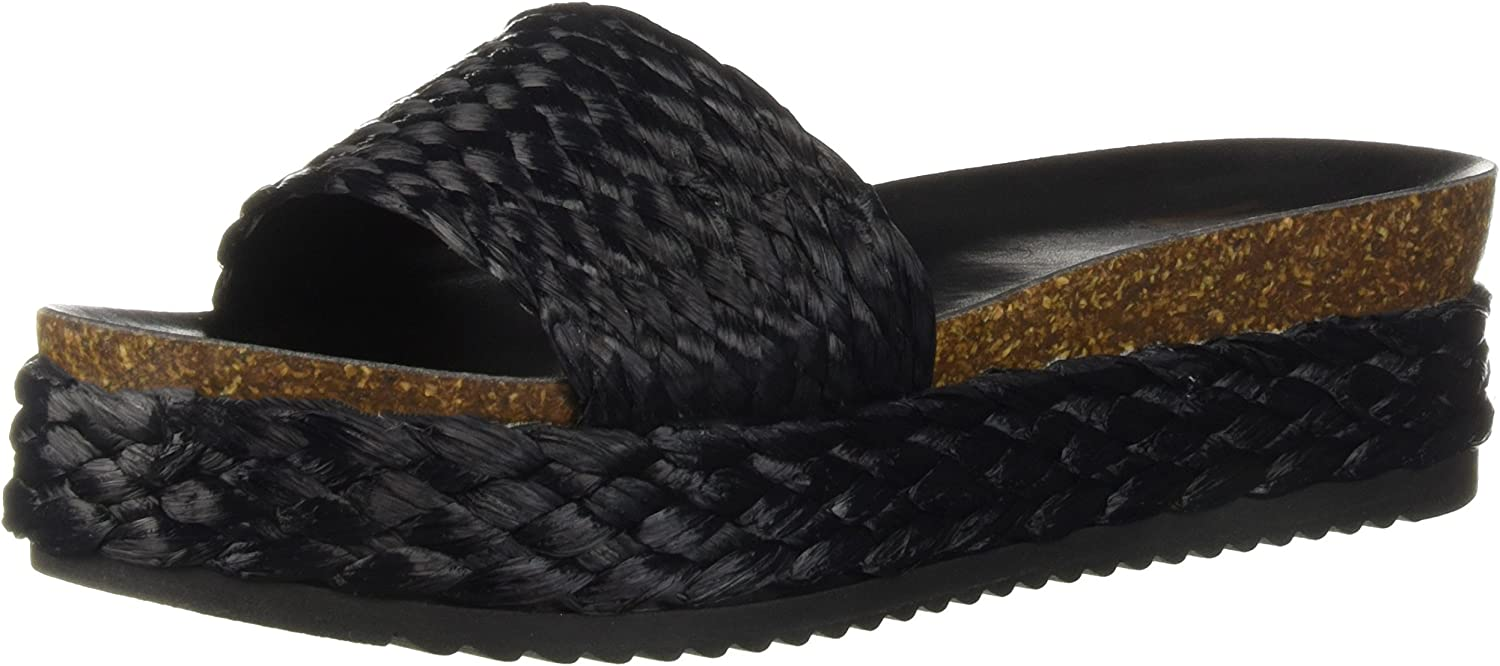 LFL by Lust for Life Womens L-Park Flat Sandal