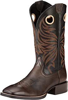 Ariat Men's Sport Rider Wide Square-Toe Western Cowboy Boot