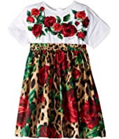 Dolce & Gabbana Kids - D&G Roses Dress (Little Kids)