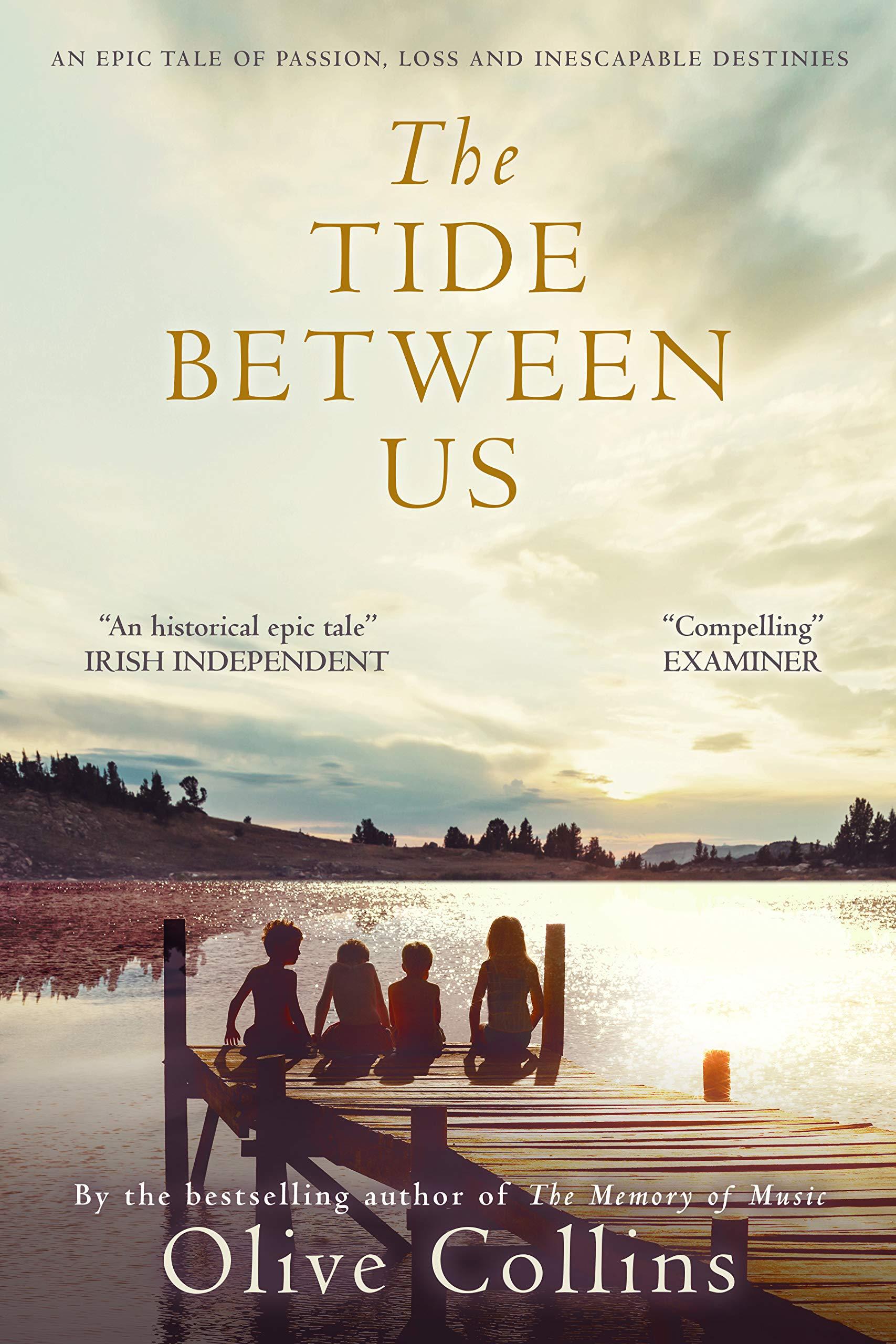 The Tide Between Us: An Epic Irish-Caribbean Story of Slavery & Emancipation