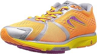 Newton Running Women's Gravity IV, Orange/Pink, 6 B