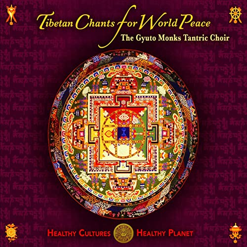Tibetan Chants World Peace Tantric product image