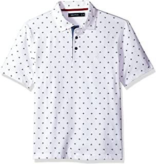 Short Sleeve Classic Fit Printed Polo Shirt