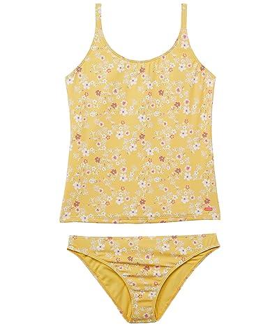 Roxy Kids Colorful Party Tankini Set Swimsuit (Big Kids)