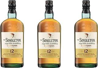 Singleton Of Dufftown 12 Years/Jahre, 3er, Malt, Whisky, Scotch, Alkohol, Alkoholgetränk, Flasche, 40%, 700 ml, 736610