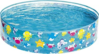 BESTWAY Fill 'N Fun Sparking Sea Pool 122CM x H25CM 26-55028