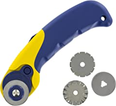 Modelcraft 旋转刀 (28mm) 带 3 个备用刀片