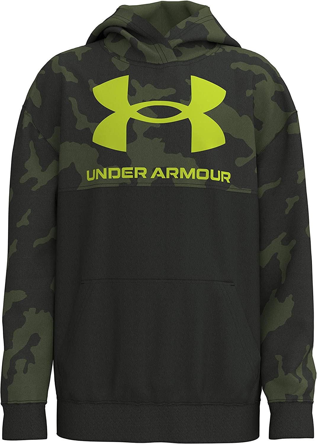 Recommended Under Armour Boys' Rival 100% quality warranty! Logo Hoodie